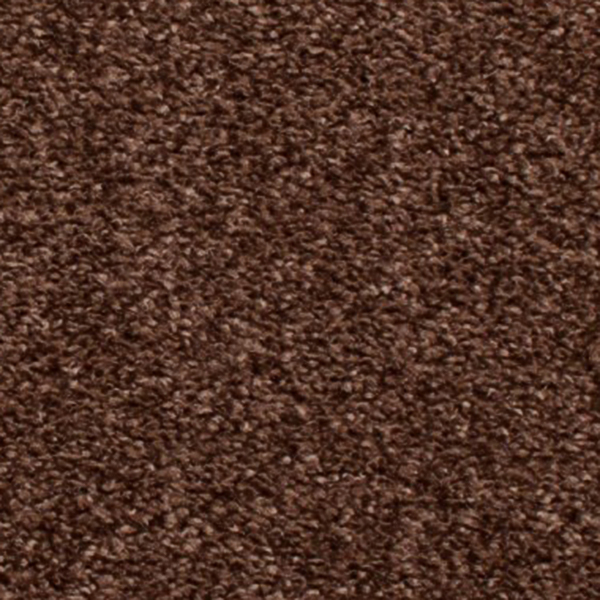 Chocolate Brown Felt Backed Saxony Carpet Ecarpets Save