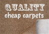 quality cheap carpets